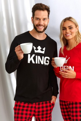 Mens pyjama modern set for KING
