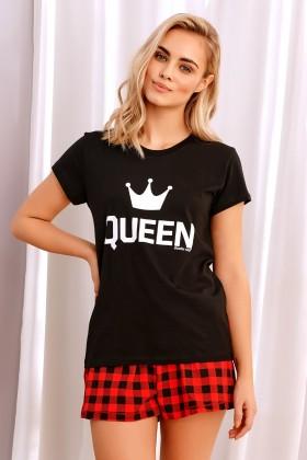 Dwuczęściowa piżamka QUEEN