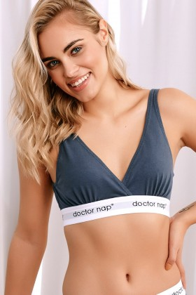 Soft cotton maternity & nurising BRA Doctor Nap