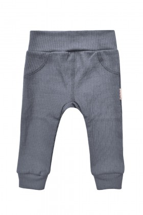 Newborn grey baby pants, joggers