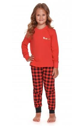 Dziewczęca piżamka PRINCESS ze złotym napisem