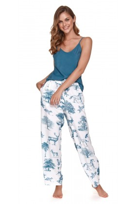 Woman's bamboo trousers