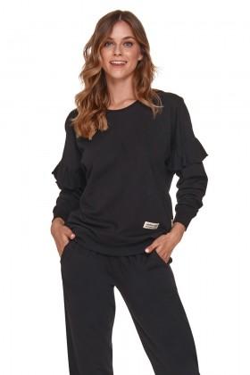 Women's pyjamas with frill