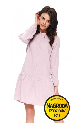Woman's  2in1 pregnancy and nursing nightdress