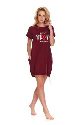 Best Mom - koszulka idealna w ciąży i do karmienia