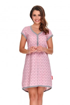 Maternity nursing breastfeeding nightdress