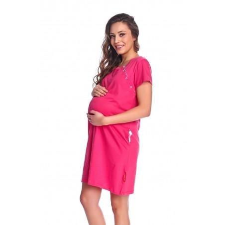 Koszulka ciążowa i do karmienia z magnetycznym zapięciem NOWOŚĆ