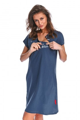 Best Mom - women's maternity nursing breastfeeding  nightdress