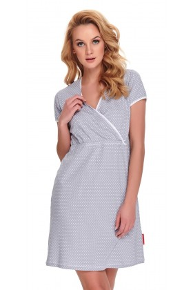 Women's maternity nursing breastfeeding nightdress