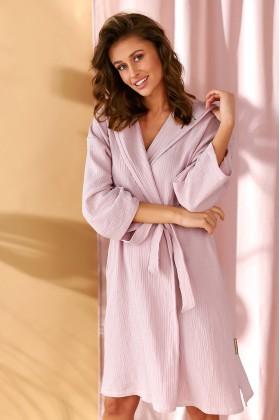 Woman's  muslin robe