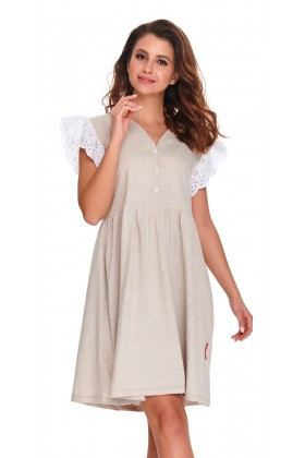 Woman's nightdress with...