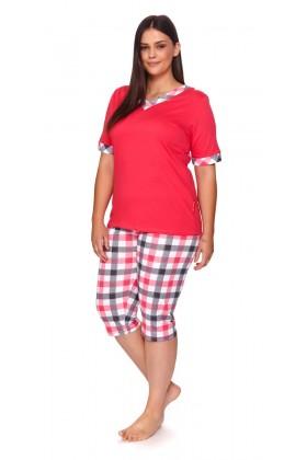 Piżamka plus size ze...
