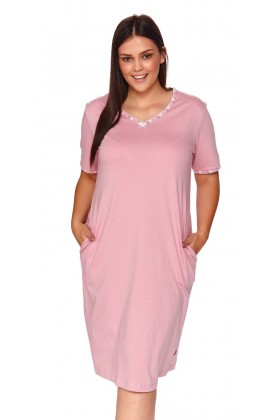 Womens lightpink nightdress...