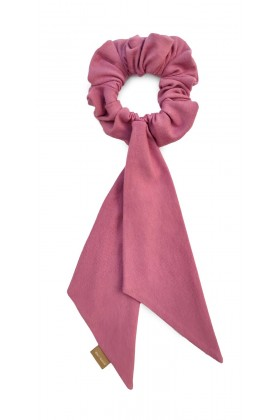 Pink organic cotton ribbon...