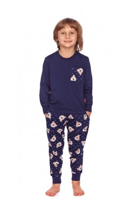 Kids two-pieces organic cotton pyjama set